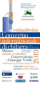 XXIV Convegno Milano 2019